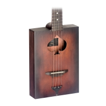 James Neligan Cask-Firkin Cigar Box Guitar