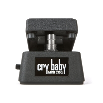 Dunlop CBM535Q Cry Baby Mini Wah Guitar Effects Pedal