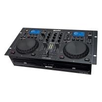 Gemini CDM-4000 Dual MP3/CD/USB Media Console