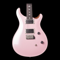 Paul Reed Smith CE24 Pepto Pearl, Natural Back, Black Neck w/ Gigbag