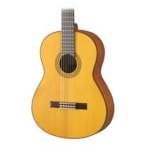 Yamaha CG122MSH Solid Englemann Top Natural Classical Guitar