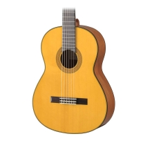 Yamaha CG142SH Solid Englemann Top Natural Classical Acoustic Guitar