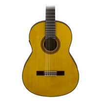 Yamaha CG-TA CG TransAcoustic Nylon String Guitar