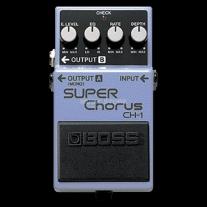 Boss CH-1 CH1 Super Chorus Pedal