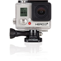 GoPro HERO3 Plus Silver Edition Camera