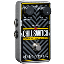 Electro Harmonix Chill Switch Momentary Line Selector