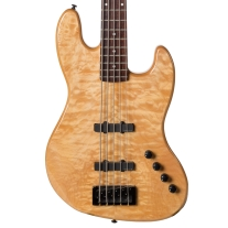 Spector Legend Coda 5 Pro Electric Bass - Natural
