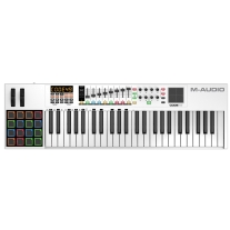 M-Audio Code 49 | 49-Key USB MIDI Keyboard Controller with X/Y Touch Pad