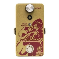 Walrus Audio Contraband Fuzz Effect Pedal