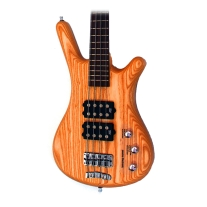 Warwick Corvette $$ Double Buck 4 String Bass in Honey Oil