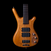 Warwick Corvette $$ Double Buck 5 String Bass in Natural Satin