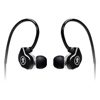 Mackie CR-Buds+ Professional Earphone with Microphone and Control