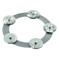 "Meinl Percussion CRING 6"" Ching Ring Tambourine Jingle Effect for Cymbals"