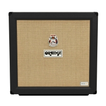 "Orange Crush Pro 4x12"" Closed Back Speaker Cabinet - Black"