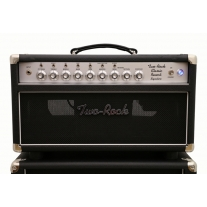 Two Rock Classic Reverb Signature 100-Watt Head in Black