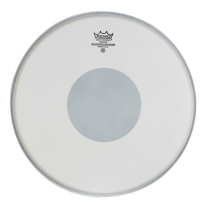 "Remo CS-0116-10 16"" Controlled Sound Drum Head, Black Dot on Bottom, Coated"