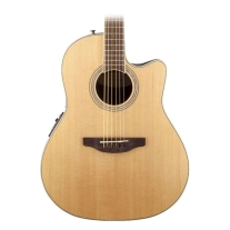 Ovation CS24-4 Acoustic-Electric Guitar, Natural