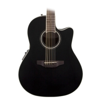 Ovation CS245 Celebrity Standard Acoustic Electric Guitar in Black