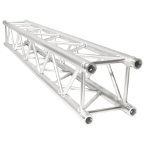 """Trusst CT290-420S 12"""" Aluminum 6.56ft. (2.0m) Truss Segment"""