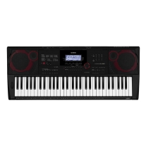 Casio CTX3000 61-Key Touch Sensitive Portable Keyboard with Power Supply