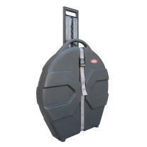 SKB ATA 24 Cymbal Vault with Handle and Wheels