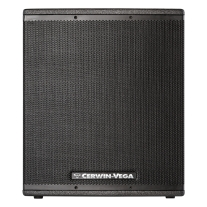 "Cerwin Vega CVX-18S 18"" Powered Subwoofer"