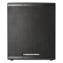 "Cerwin-Vega CVX Series 21"" Powered Subwoofer"