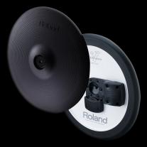 "Roland CY12C 12"" V-Cymbal Crash"