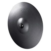 "Roland Ride V-Cymbal, Metallic Gray, 15"""