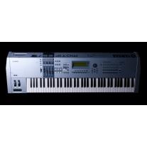 Used Yamaha MOTIF ES7 76-Key Music Production Synthesizer