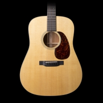 Martin D18 Standard Series Dreadnought Acoustic Guitar Natural with Case
