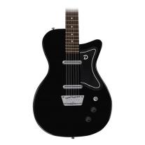 Danelectro '56 Baritone Black Guitar