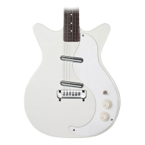 Danelectro '59M NOS - Outa-Sight White