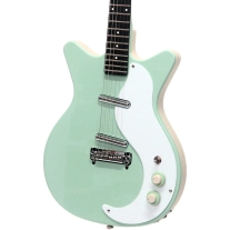 Danelectro D59M Plus NOS Seafoam Green Electric Guitar