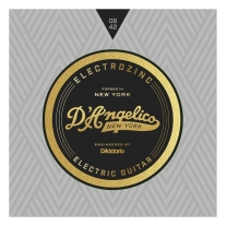 D'angelico Electrozinc Strings Rock 9-42