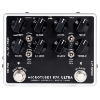 Darkglass Electronics Microtubes B7K Ultra V2 Bass Preamp Pedal