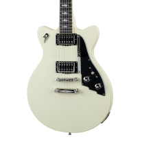 Duesenberg Bonneville Electric Guitar in Vintage White