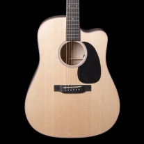 Martin DC16E Thin Body Cutaway Dreadnought Acoustic Electric Guitar w/ Case