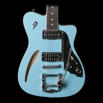 Duesenberg Caribou Narvik Blue w/ Case