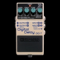 Boss DD-7 Digital Delay with Tap Tempo Capability