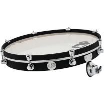 "DW Design Series Pancake Gong Drum 20"" Black"
