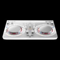 Pioneer DJ DDJ-WeGO4-W DJ Controller in White
