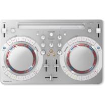 Pioneer DJ DDJ-WeGO4-W DJ Controller, White