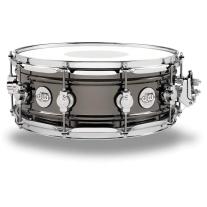 Drum Workshop Design Series 5.5x14 Black Nickel Over Brass Snare Drum