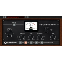 Soundtoys Decapitator 5 Plug-In