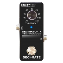 ISP Technologies Deci-Mate Micro Noise Gate Pedal