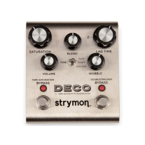 Strymon Deco Tape Saturation and Double Tracker Pedal