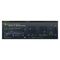 Krotos Audio Dehumaniser Simple Monsters Plug-In