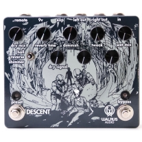 Walrus Audio Descent Boutique Reverb Pedal