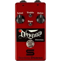 Seymour Duncan Dirty Deed Distortion Pedal Guitar Distortion Effects Pedal